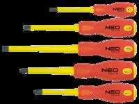 Neo Tools Zestaw Wkrętaków 1000V (5szt.) 1000V - 04-220