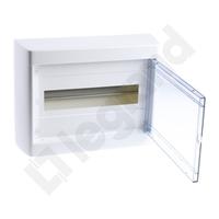 Legrand Rozdzielnia N/T NEDBOX 1X12 drzwi transparentne 601246