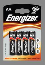 Energizer Bateria alkaiczna Base  AA  LR6 / 4 szt. (bateria paluszek)