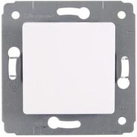 Legrand Cariva Łącznik Jednobiegunowy Biały 10AX-250V~ - 773601